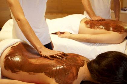 massatge xocolata