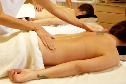 massatge en parella